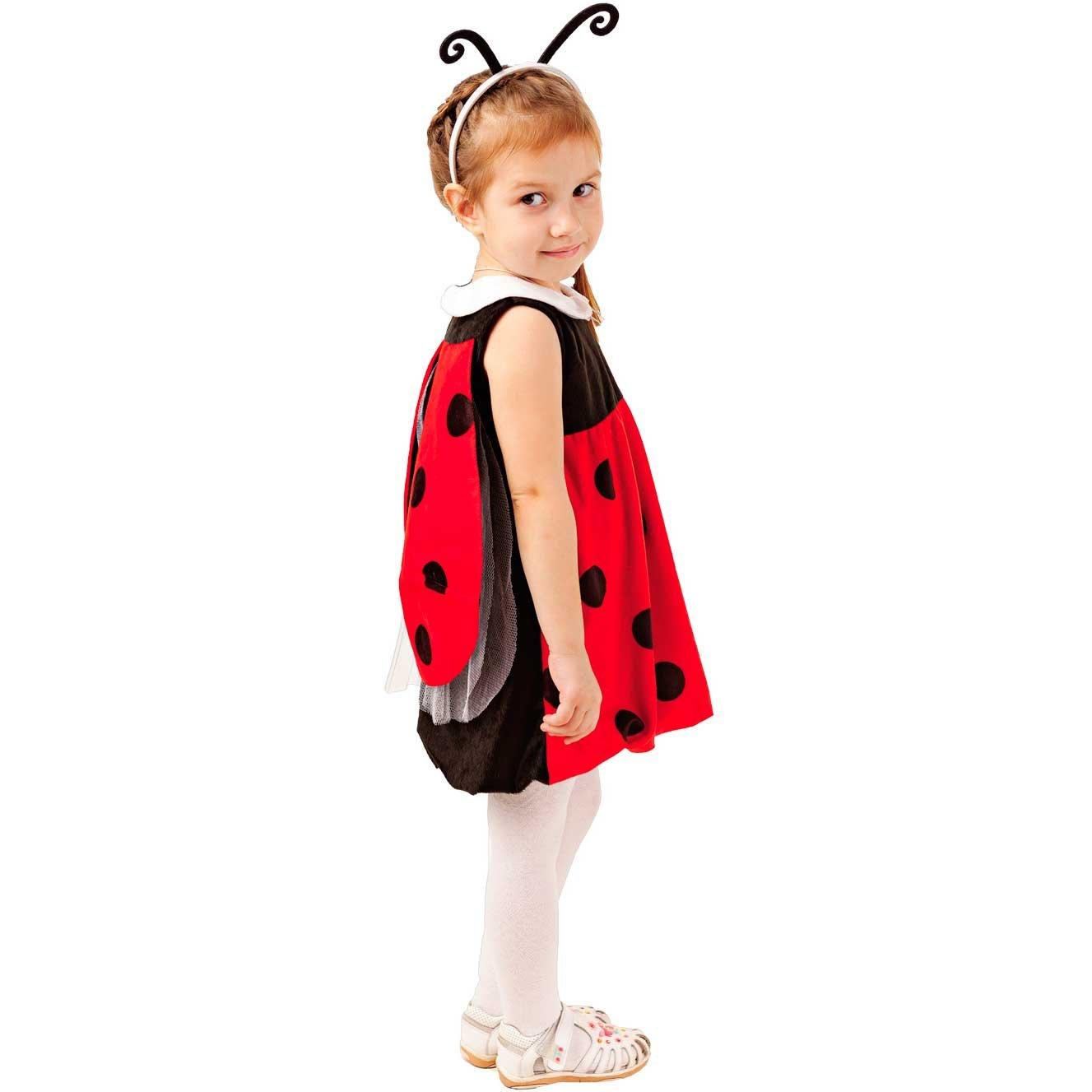 846e0a82a78 Карнавальный костюм Божья коровка 923 к-18 - купить в интернет ...