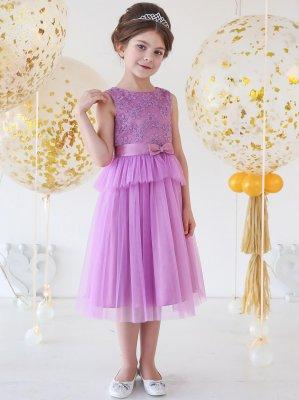 153f0d50b56 Фиолетовые платья на выпускной в Москве