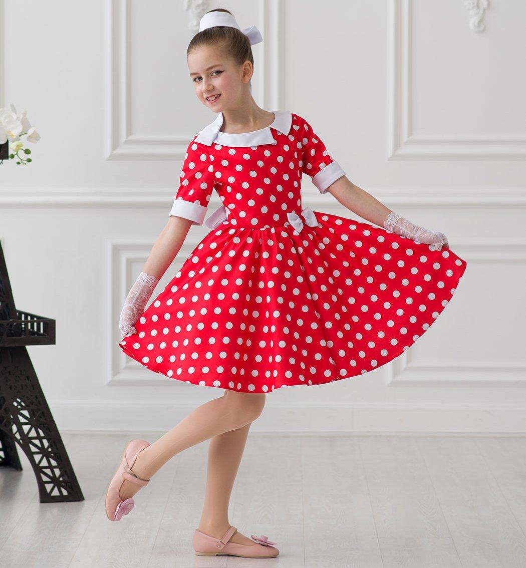 56382480eab Платье Стиляги-1 01005003 красное - купить в интернет-магазине ...